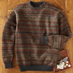 Panqara Alpaca Sweater - National Geographic Store