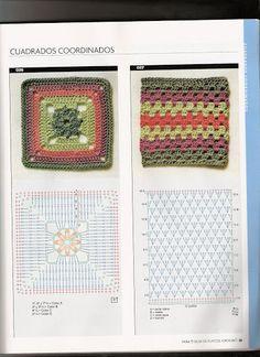 Para ti crochet especial cuadrados - Astreyka T - Picasa Web Albums