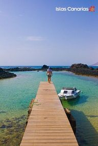 ISLOTE DE #LOBOS. #Fuerteventura. #Canarias #CanaryIslands
