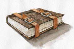 Magic Book by freeminds.deviantart.com on @DeviantArt