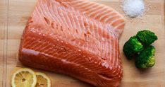 In addition to being rich in protein, which is a nutrient that growing babies need, salmon also supplies omega-3 fatty acids, which support normal eye and brain development. At about 6  months of age, your baby is ready to eat solid foods, in addition to her usual breast milk or formula.   Of course, always ask your baby's pediatrician before...