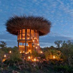 The NAY PALAD Bird Nest - Segera Retreat | Kenya