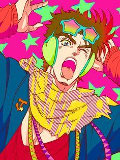 Tags: Anime, Fanart, Pixiv, JoJo no Kimyou na Bouken, Joseph Joestar
