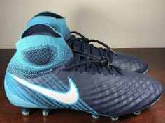 best loved ca759 878d3 eBay  Sponsored Men s Nike Magista Obra II FG Soccer Cleats Ice Pack Boots  844595-