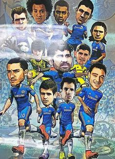 2dc3efd2e6  CHELSEA2014  CFC Chelsea Football Team