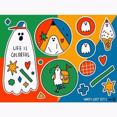 Character Illustration, Graphic Design Illustration, Illustration Art, Illustrations And Posters, Doodle Art, Cute Drawings, Illustrators, Print Patterns, Stickers