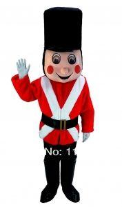 Diy косплей оловянный солдатик талисмана щелкунчик костюм талисмана персонажа карнавальный костюм необычные костюмы ну вечеринку