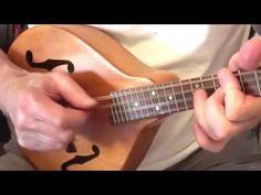 Bach Prelude on my Gretsch New Yorker mandoline Gretsch, My Music, Music Instruments, Musical Instruments