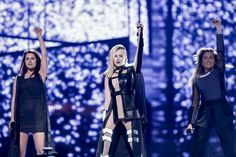 Bulgaria: Second rehearsal of Poli Genova in Stockholm | Photo downloads | Eurovision Song Contest