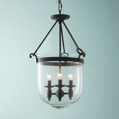 Check out Classic Smokebell Lantern from Shades of Light