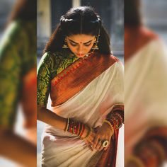 Best Hairstyles To Try With Indian Designer Sarees   Fashion Tips - Indiarush