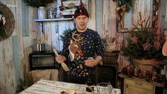 Vychytávky Ládi Hrušky 2018: Vánoční punč Christmas Sweaters, Punk, Cocktails, Drinks, Tv, Craft Cocktails, Drinking, Beverages, Christmas Jumper Dress