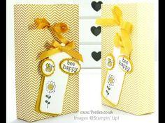 Bee Happy Bag Tutorial