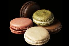Macaroons! Thank god a Paul bakery opened up in Georgetown.