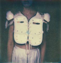 On the Outside. Polaroid taken by Milla-Maria Joki (2012)