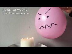 Power of Wudhu - YouTube