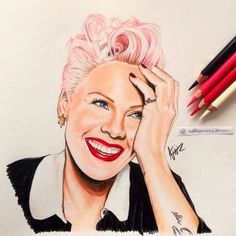 Artwork Submission of PiNk, from fans