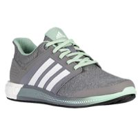 adidas Solar Boost - Women's - Grey / White