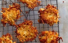 Kids think Hanukkah is all about the presents, but grown-ups know it's really about the latkes. These little potato pancakes are fried in tons of oil to commemorate (one of) the ancient Hanukkah miracles. The story goes like this: After the Jews won their rebellion against their Syrian rulers in 164 BCE, they found their holy temple had been desecrated. They had only enough untainted olive oil to light the menorah for a single day, but miraculously, the candles stayed lit for eight days…