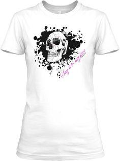 Skull Splatter | Teespring