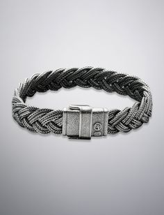 David Yurman Woven Bracelet at Brown & Co. Jewelers