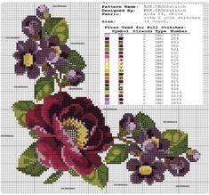 Xmas Cross Stitch, Cross Stitch Pillow, Cross Stitch Borders, Cross Stitch Rose, Cross Stitch Flowers, Cross Stitch Charts, Cross Stitching, Cross Stitch Embroidery, Embroidery Patterns