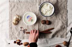 Package design for yogurt. Dairy industry of Kavala, Martos Nikolaos. By Artware