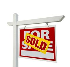 Moving House Checklist for sale sold sign