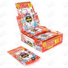 Panini te trae La única colección de trading cards bajo licencia oficial de LaLiga. Es una colección para niños y para mayores, para coleccionar, para aprender y para disfrutar del futbol español