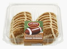 Football is back, starting tonight!! What are three must haves in your game day spread?  https://www.facebook.com/LofthouseCookies