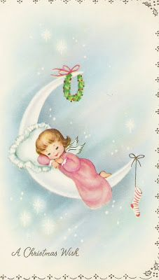Wayside Treasures: Sweet Images from Christmas Past ~