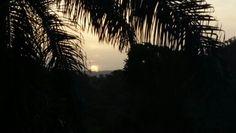 Atardecer En El Barrio Caimito San Juan, Puerto Rico