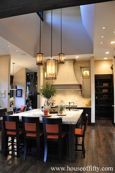 Gorgeous kitchen interior design ideas and home decor by Isabella & Max Rooms