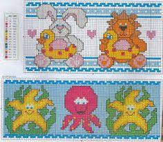 Risultati immagini per schemi ricamo a maglia