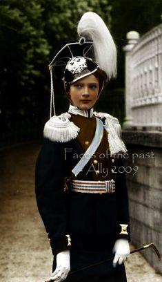 Grand Duchess Tatiana Nikolaievna Romanov
