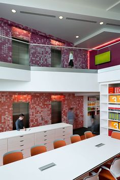 Work Better in 20 Simply Amazing Office Interiors | Projects | Interior Design