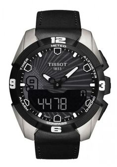 Tissot T-Touch Herrenuhr Tony Parker Limited Edition