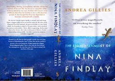 Nina Findlay - the book jacket. Book Jacket, Going On Holiday, Mood Boards, Novels, Childhood, Books, Travel, Infancy, Livros