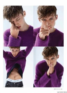 Troye Sivan para OUT Magazine Mayo 2016