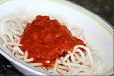 Cook Lisa Cook: Tomato Sauce with Onion & Butter