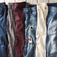 On my wish list  - torn pants in the middle #wishpinwinsweepstakes #discovermaurices