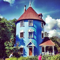 ムーミン一家に会える!「ムーミンワールド」‐フィンランドの絶景・名所‐