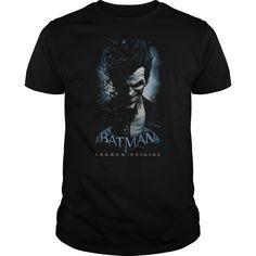 Batman Arkham Origins Joker T Shirt #batman #joker