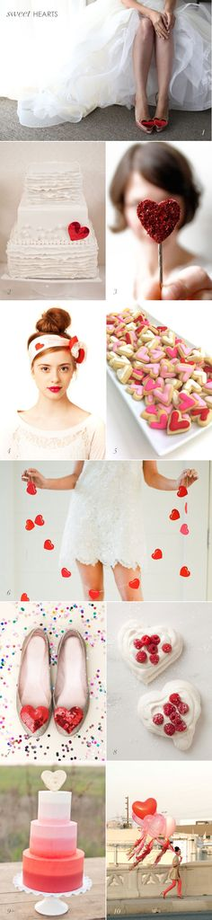 Current Crush: Sweet Hearts | photography by  (via @Elizabeth Anne Designs)