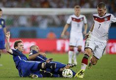 1 - Alemania | El ranking FIFA, actualizado después de la final - Yahoo Deportes Argentina