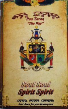 Soul Soul Spirit Spirit - Paa Taraq by Dr. Malachi Z K York