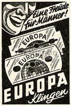 12 x Original-Anzeigen 1918-1952 - RASIERKLINGEN : 12 VERSCHIEDENE MARKEN | eBay
