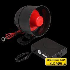 Universal Alarma Coche Sistema de Seguridad + 2... #alarma #coche