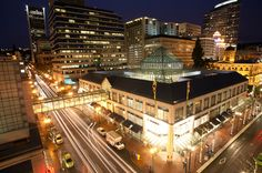 Pioneer Place in downtown Portland. Downtown Portland, Places, Photography, Photograph, Fotografie, Photoshoot, Lugares, Fotografia