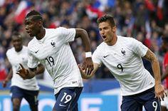 Mundial Brasil 2014: Francia venció 4-0 a Noruega en partido amistoso | Mundial Brasil 2014
